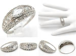 wedding rings sets cheap cheap antique style wedding ring sets the wedding specialiststhe wedding specialists