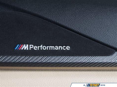 genuine bmw  performance interior kit