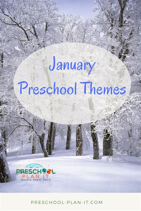 Themes Html Preschool Monthly Themes