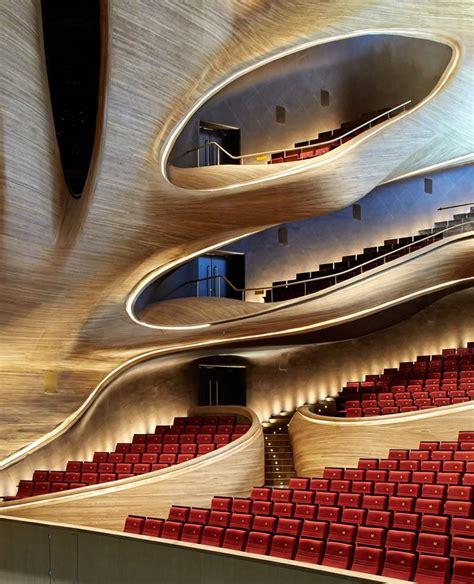 Opernhaus In Harbin harbin opera house opens in china wordlesstech