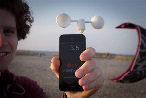 Как измерить ветер?