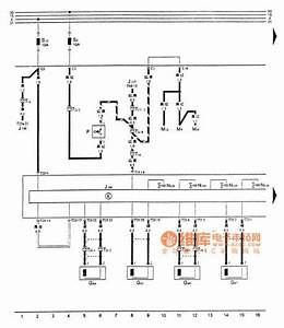 Communication Circuit - Circuit Diagram