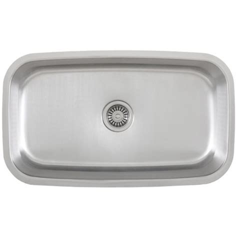single bowl undermount sink 30 inch stainless steel undermount single bowl kitchen