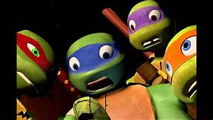 Hold Everything The Ninja Turtles All Have The Wrong