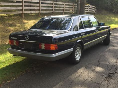 We haven't seen a nicer sel in many years. 1984 Mercedes 500sel 560 sel 420 sec for sale: photos ...
