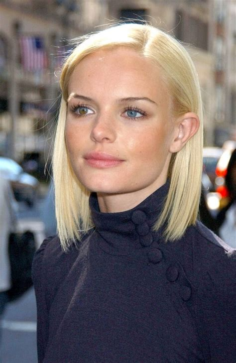 kate bosworth hairstyle side part short hair styles   faces bleach blonde hair