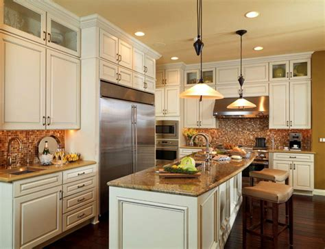 Ideas For Redoing Kitchen Cabinets - chef s kitchen interiors by cary vogel