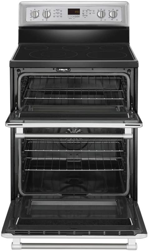Maytag MET8720DS 30 Inch Freestanding Smoothtop Electric