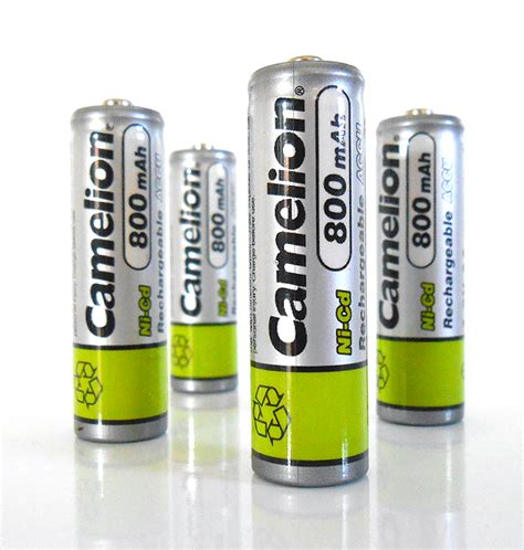 4 pack rechargeable aa batteries are here and ready for