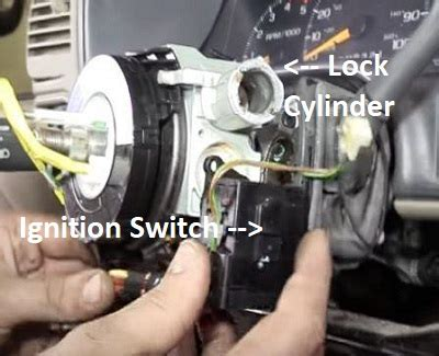 2005 Suburban Ignition Switch by The Car