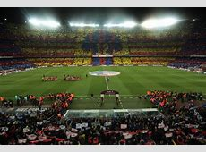 Mosaic FC Barcelona Real Madrid CF YouTube