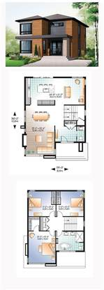 contemporary one house plans best 25 modern house design ideas on
