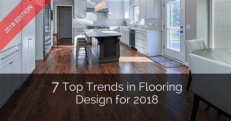 different colors of granite countertops 7 top trends in flooring design for 2018 home remodeling