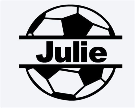 Logo.wine is an online collection of the brand logos from around the world, which can be downloaded for free in svg vector or png file format. Personalized Split Soccer Ball Decal, Vinyl Decal,Sports ...