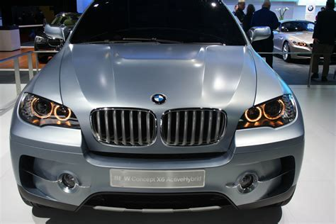 Bmw X6 Hybrid And 7 Series Hybrid Into Production In 2009