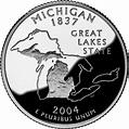 Michigan State Quarter - 50States.com