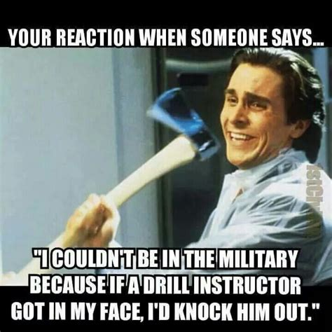 Christian Bale Axe Meme - 1000 images about marine mentality on pinterest