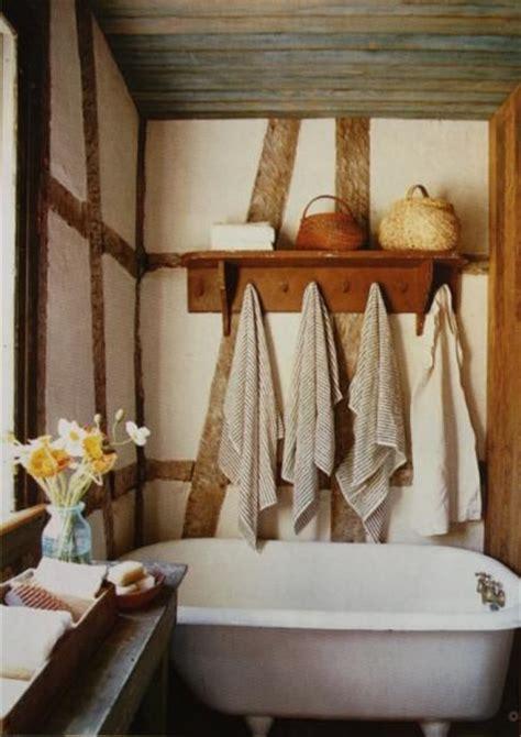 Rustic Farmhouse Bathroom For The Home Pinterest
