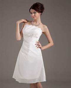 tailor made beaded white line wedding party dress dresscab With dresses for wedding party