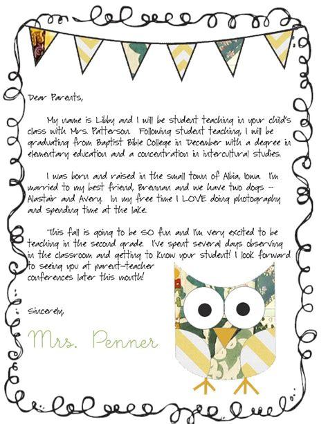 preschool welcome letter to parents from template 739 | meet the teacher letter classroom ideas pinterest of preschool welcome letter to parents from teacher template