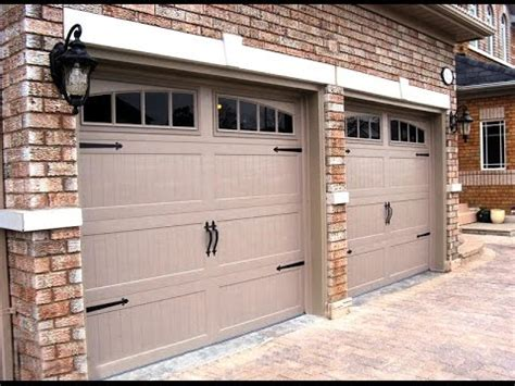 garage door paint storage ideas 2015 youtube