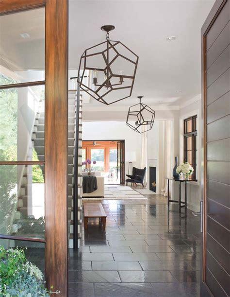chandelier for entrance foyer entrance foyer modern front door modern industrial