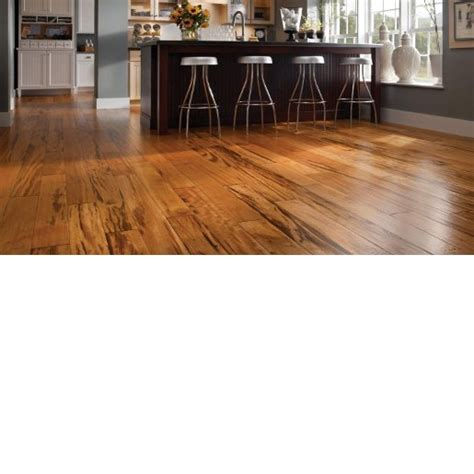 Tigerwood Hardwood Flooring   Prefinished Engineered