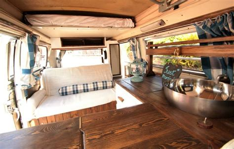 23 Awesome Camper Van Conversions That'll Inspi