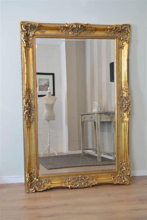 large gold antique mirror mirror ideas