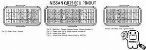 Nissan Qr25 Ecu Pinout