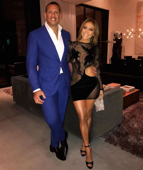 Everything We Know About Jennifer Lopez And Alex Rodriguezs Romance