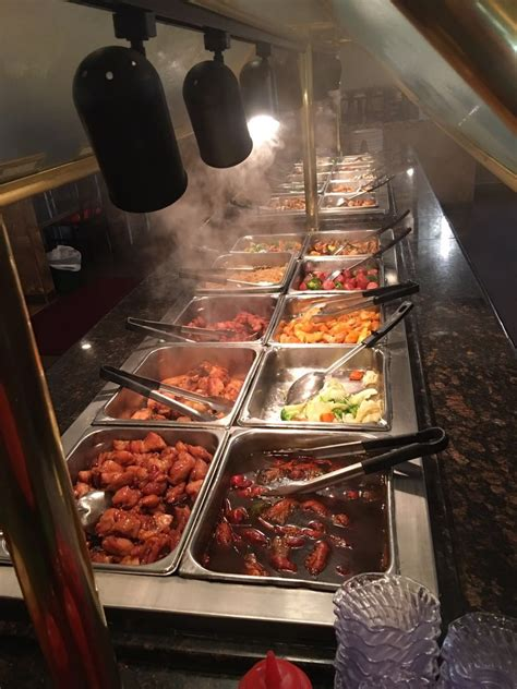 buffet bar cuisine our food china