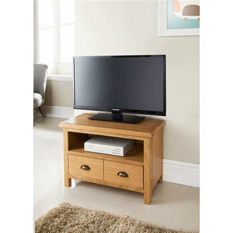 tv stand for a 55 inch tv wiltshire oak compact tv unit living room furniture b m
