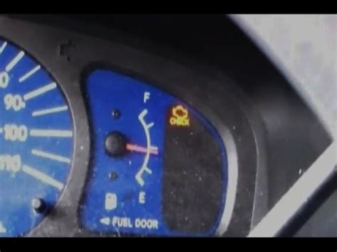 Check Engine Light Toyota by How To Replace Instrument Dash Light Bulb Toyota