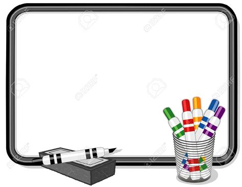whiteboard clipart clipground