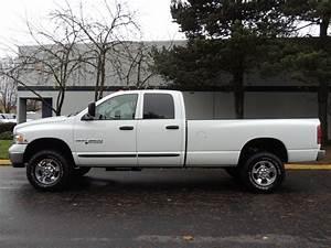 2005 Dodge Ram 3500 Slt   4x4    5 9l Cummins Diesel    6