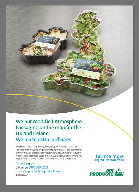 Modified Atmosphere Packaging Uk by Air Products Modified Atmosphere Packaging