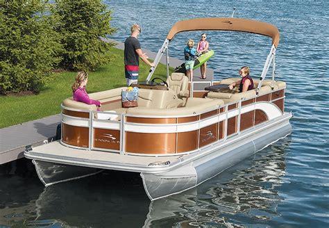 sx series pontoon boats  bennington