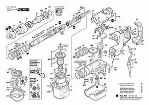 Buy Bosch 11247 Spline Combination Hammer 1 16 Inch Replacement Tool Parts