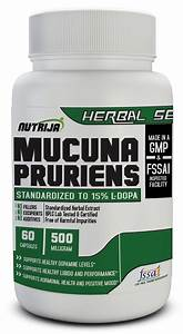 Buy Mucuna Pruriens Extract Capsules In India