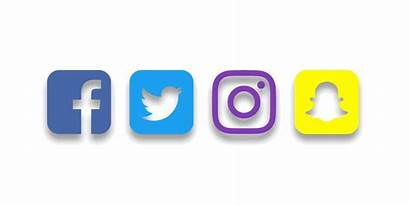 Social Icons Floating Rounded Awesome Font Corner