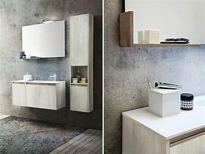 idee salle de bain moderne 60 idees comment la decorer With idee deco salle de bain moderne
