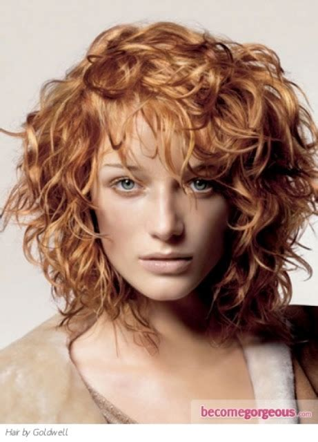 most beautiful short curly hairstyles 2015 best medium