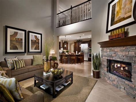 Bedrooms Interiors, Model Home Living Room Model Homes