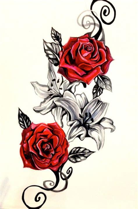 Les 25 Meilleures Idées De La Catégorie Tatouages De Roses
