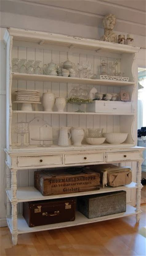 shabby chic dining room hutch 38 adorable white washed furniture pieces for shabby chic