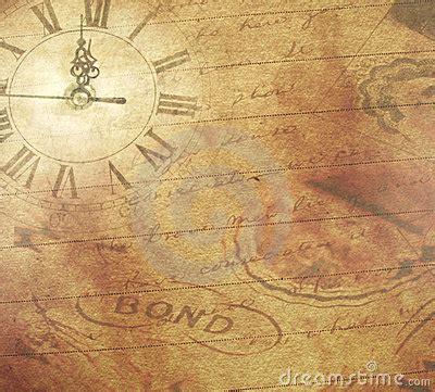 scrapbook paper clock stock image image