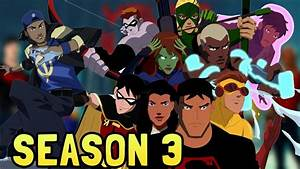 Young Justice Season 3 Teaser Breakdown - New Young ...