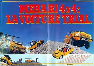 Mehari 4x4 Le Bon Coin : publicit citro n mehari 4x4 1979 ~ Gottalentnigeria.com Avis de Voitures