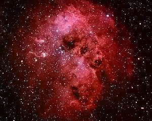 IC 410 Nebula Auriga - Tadpoles